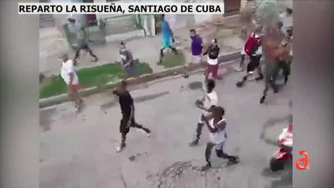 Nuevos videos confirman la magnitud de las protestas en Cuba