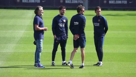 Barcelona busca regularidad y el Madrid, levantar cabeza