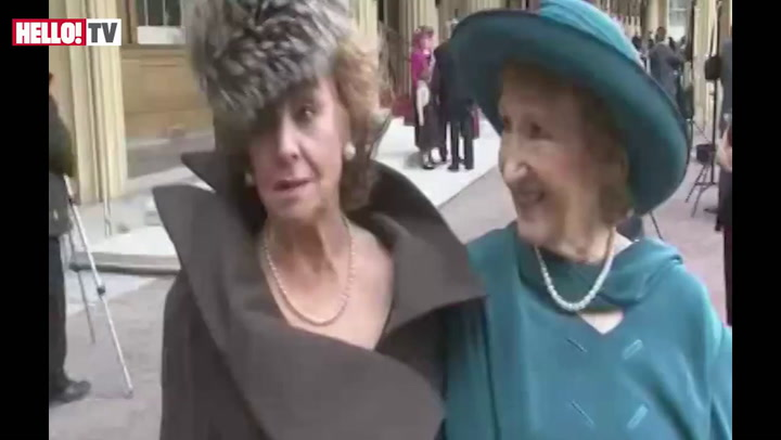 \'Coronation Street\' stalwarts Barbara Knox and Eileen Derbyshire given MBEs