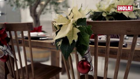 DIY: Una idea original y muy resultona para decorar tus sillas esta Navidad