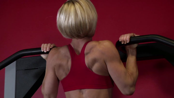 Chin-Up - Back Exercise