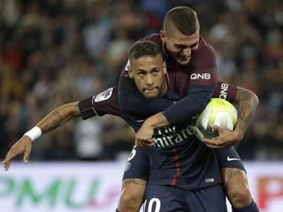Neymar anota uno de los mejores goles de su carrera con el PSG