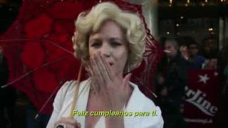Cantinflas y Marilyn 'reviven' para tuitear contra Trump