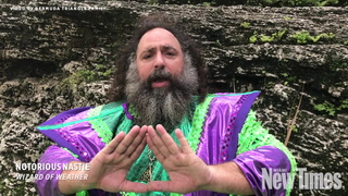 Weather Wizard Notorious Nastie Recaps Hurricane Irma