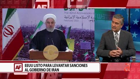 EEUU listo para levantar  sanciones al Gobierno de Iran