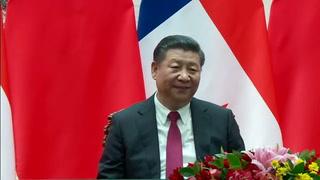 Panamá firma acuerdos de cooperación con China