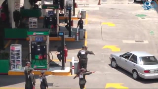 Suben gasolinas Magna y Premium