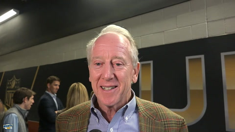 Archie Manning on Peyton's 2nd Super Bowl win & if he wants him to retire