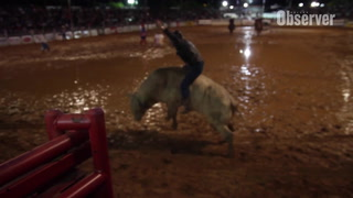 Take a Ride with Bullrider Jake Gowdy at the North Texas Fair & Rodeo