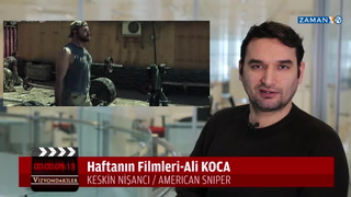 VİZYONDAKİLER [American Sniper, Enigma, Unbroken]