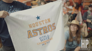 World Series Parade for the Houston Astros