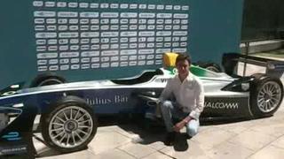Avenida Reforma, pista de práctica para Fórmula E