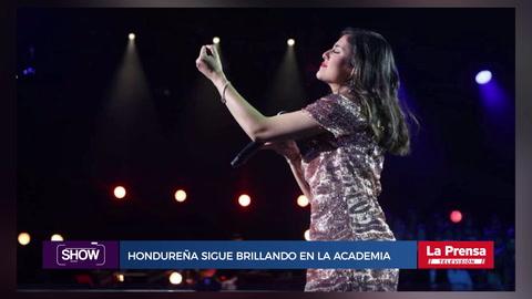 Show, resumen del 16-7-2018. Hondureña sigue brillando en la academia