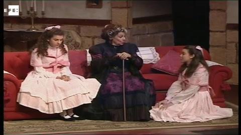 Muere la actriz Nati Mistral