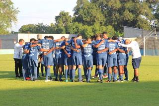 Selección Sub-20 de Honduras se concentra en San Pedro Sula