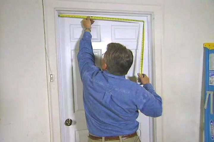 How To Install Weatherstripping On An Entry Door For A Tight Seal