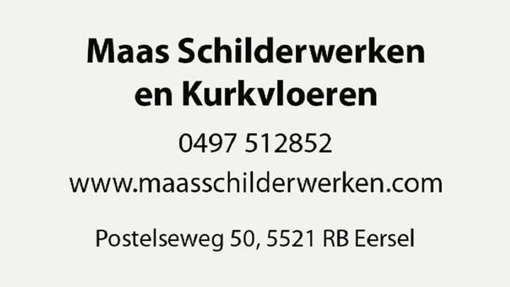 Maas Schilderwerken - Bedrijfsvideo
