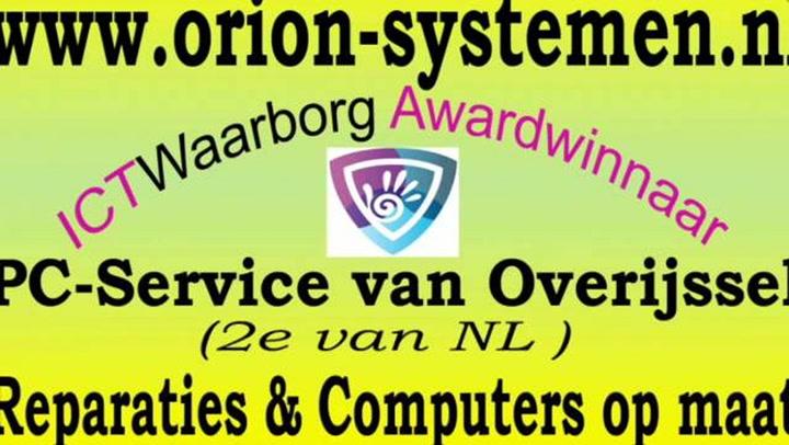 Orion-Systemen PC-Service - Video tour