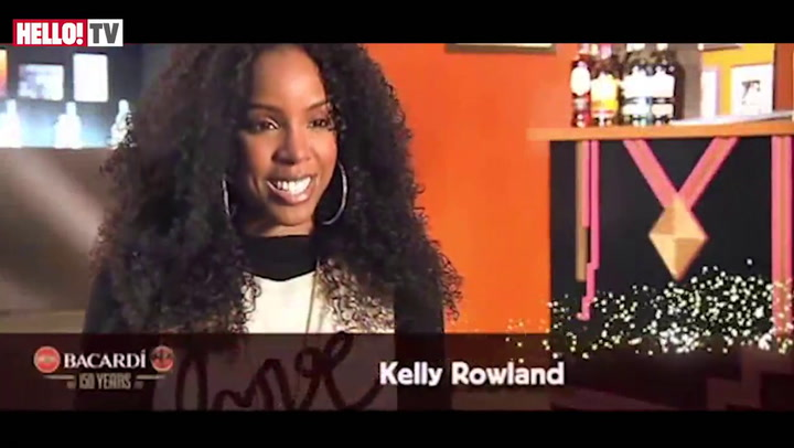 Kelly Rowland talks about recording with Amelia Lily and collaborating with Misha B and Janet Devlin