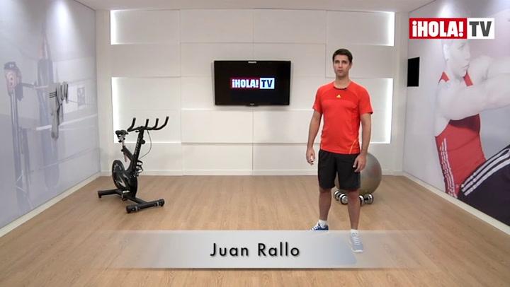 Las flexiones, un ejercicio muy exigente