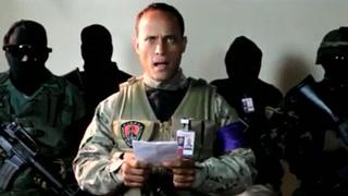 Venezuela: Presunto autor de ataque aéreo pide por elecciones