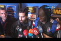 Beşiktaşlı futbolcular: Turu atladık mutluyuz