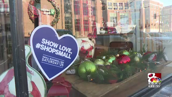 Downtown Columbia Small Business Saturday