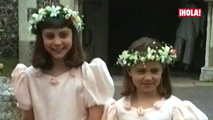 ¿Reconocen a estas dos damitas honor de sonrisa angelical?