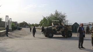Al menos 8 muertos y 15 heridos en un ataque suicida contra un ministerio en Kabul