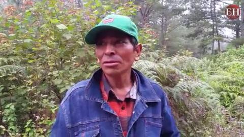 Lepaterique: Testigo relata el momento del accidente del helicóptero