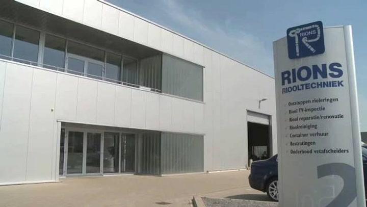 Rions Riooltechniek Ontstoppingsdienst - Bedrijfsvideo
