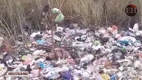 En basurero hallan cuerpo de joven raptado en colonia Sagastume