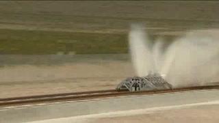 Prueban con éxito Hyperloop, que alcanza mil 200 km/h