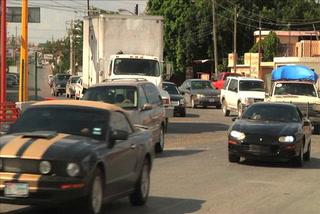 Preocupa robo de autos en Reynosa