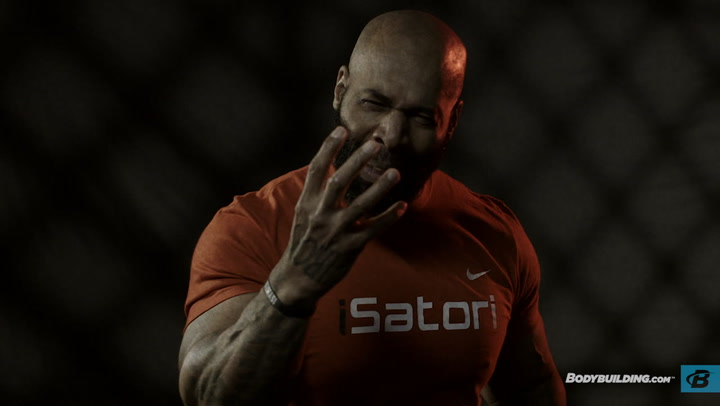 CT Fletcher's Commandment #1 Of Muscle Growth - Bodybuilding.com