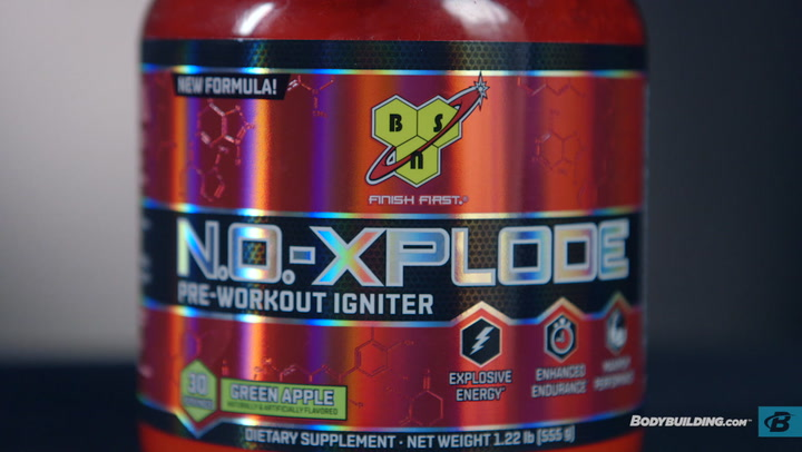 BSN N.O. Xplode | Science-Based Overview