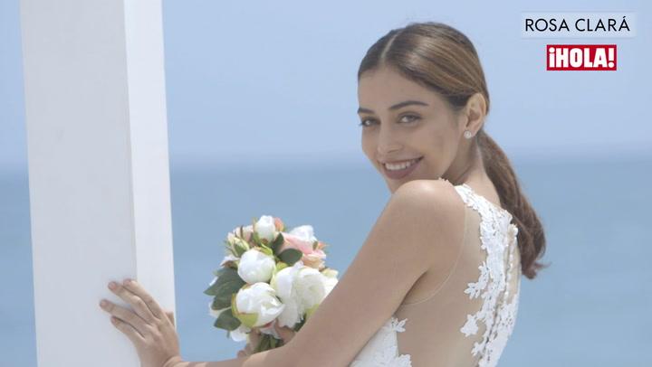 Cindy Kimberly, la belleza que eclipsó a Justin Bieber, se viste de novia
