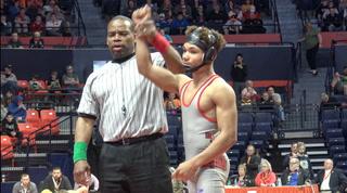 Podium Matches State Wrestling