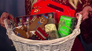 Roni Proter shares some tips for creating thoughtful gift baskets