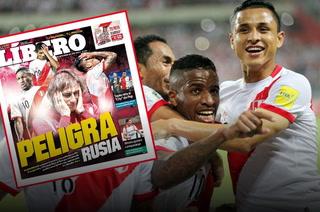 La selección de Perú podría ser excluida del Mundial de Rusia