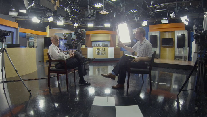 The Exchange - James Spann talks about Extreme Weather and April 27th