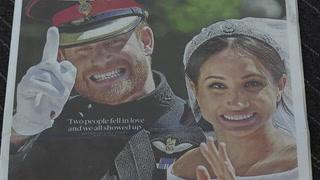 Harry y Meghan comienzan nueva vida tras celebrar su boda
