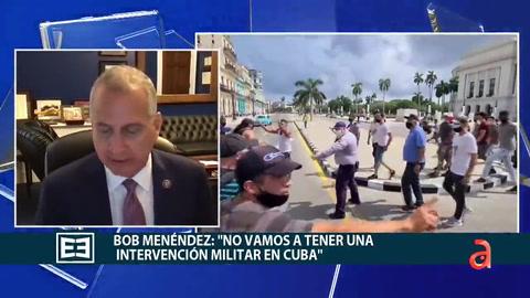 Conversamos con el congresista Mário Díaz Balart sobre la indiscriminada represión en Cuba
