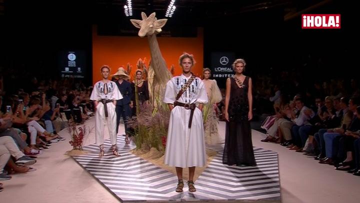 Fashion Week Madrid primavera-verano 2017: Jorge Vázquez