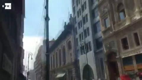 El terremoto en México deja al menos 224 muertos