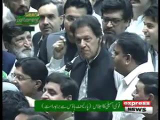 ملک میں سب کا کڑا احتساب کرینگے، لوٹا ہوا پیسہ واپس لائیں گے، عمران خان