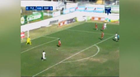 Platense 2-4 Marathón (Liga Nacional 2018)