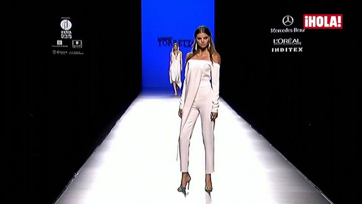 Fashion Week Madrid primavera-verano 2016: Roberto Torretta