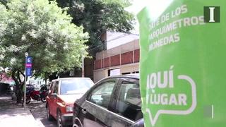 Así funcionarán nuevos parquímetros en Guadalajara