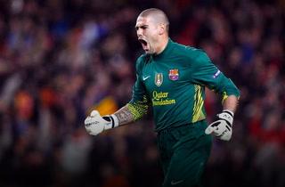 ¡Víctor Valdés anuncia su retiro del fútbol profesional!
